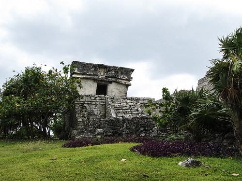 Les ruines mayas de Tulum
