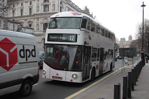 London Central LT429 LTZ1429