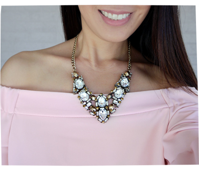 Totally Jewel Necklace