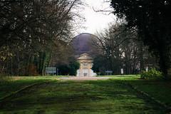 5754 Château de Meudon. La Grande perspective.