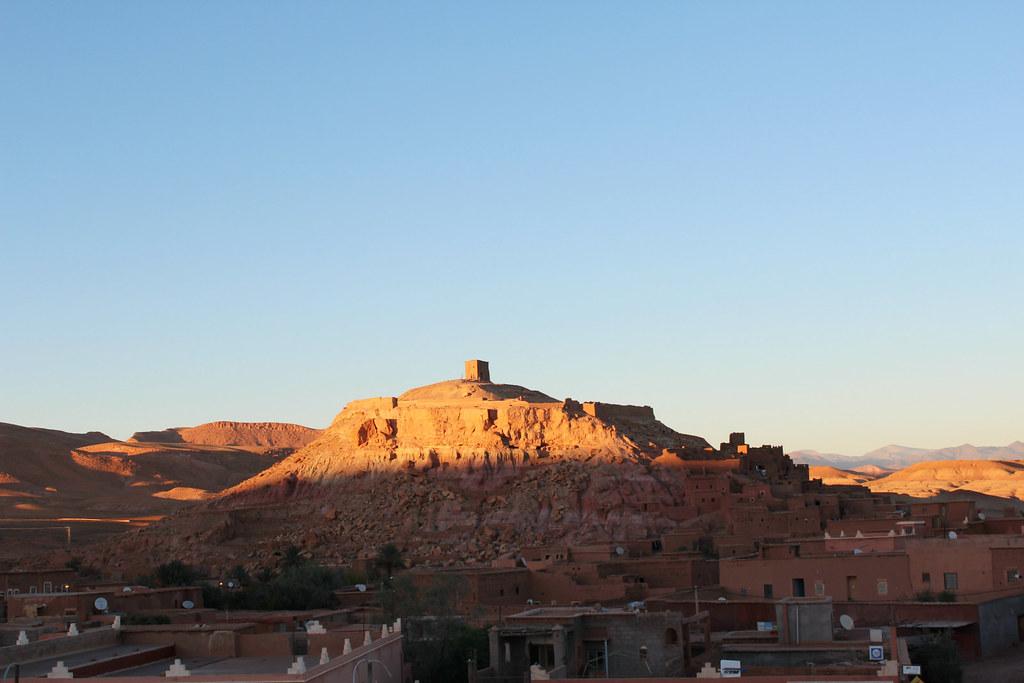 Morocco Ait Ben Haddou