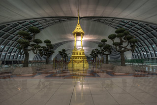 Suvarnabhumi Airport [TH]