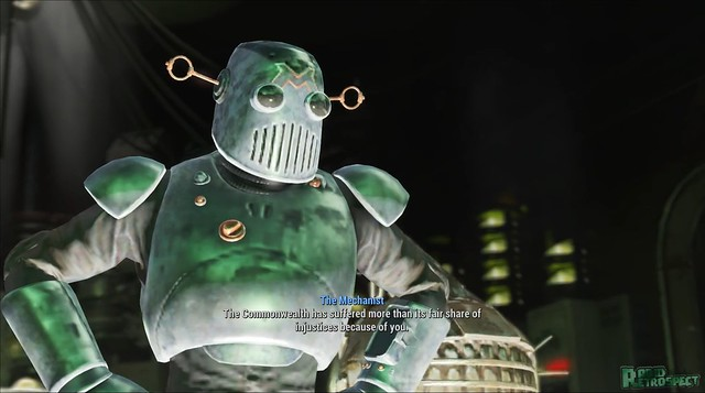 Fallout 4 Automatron DLC - The Mechanics