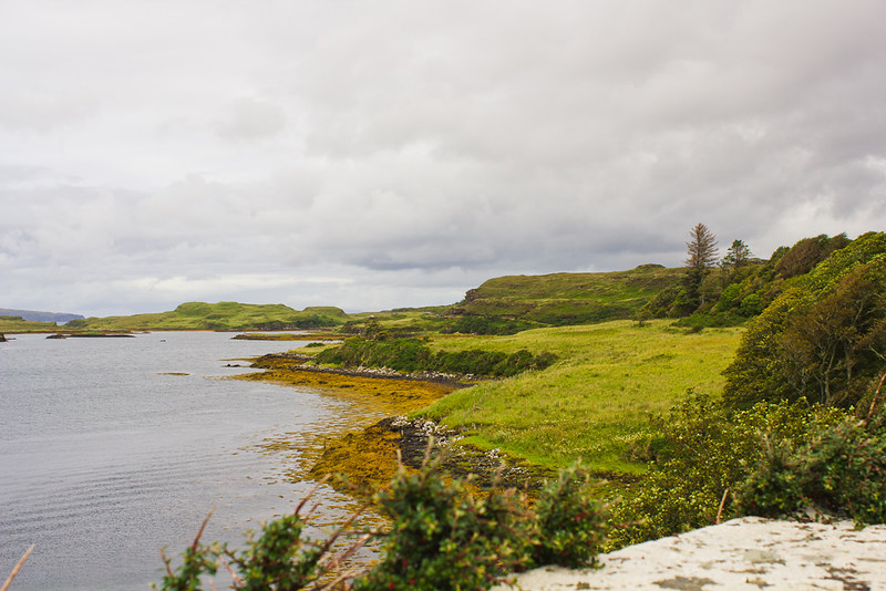 Dunvegan Castle views