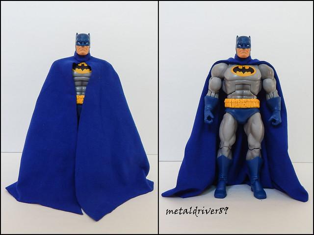 (custom cape) The Dark Knight Returns 30th Anniversary Batman