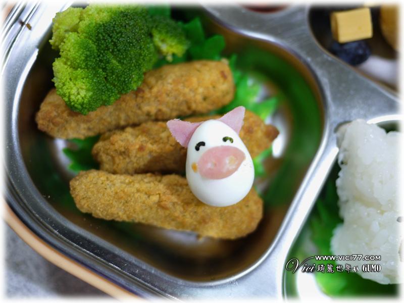 0330立體熊兒童餐018