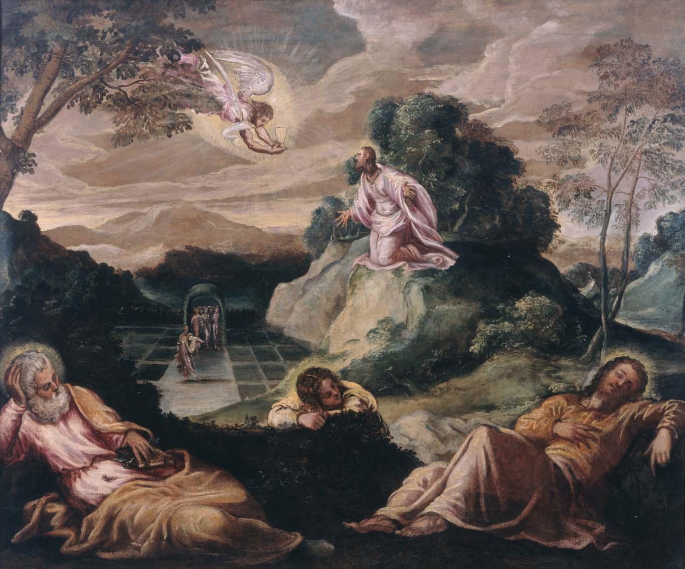 Huerto Tintoretto