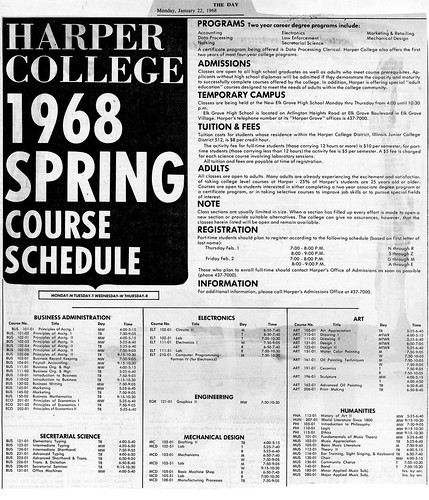 1968courseschedule