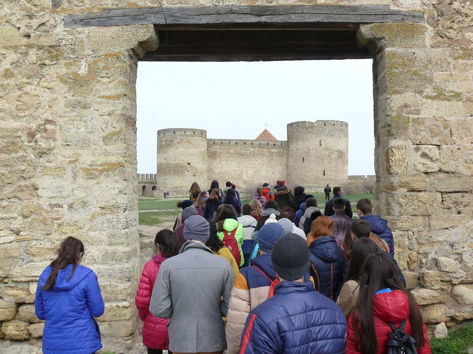 elevi și dascăli, etnici români din Sudul Basarabiei (1)