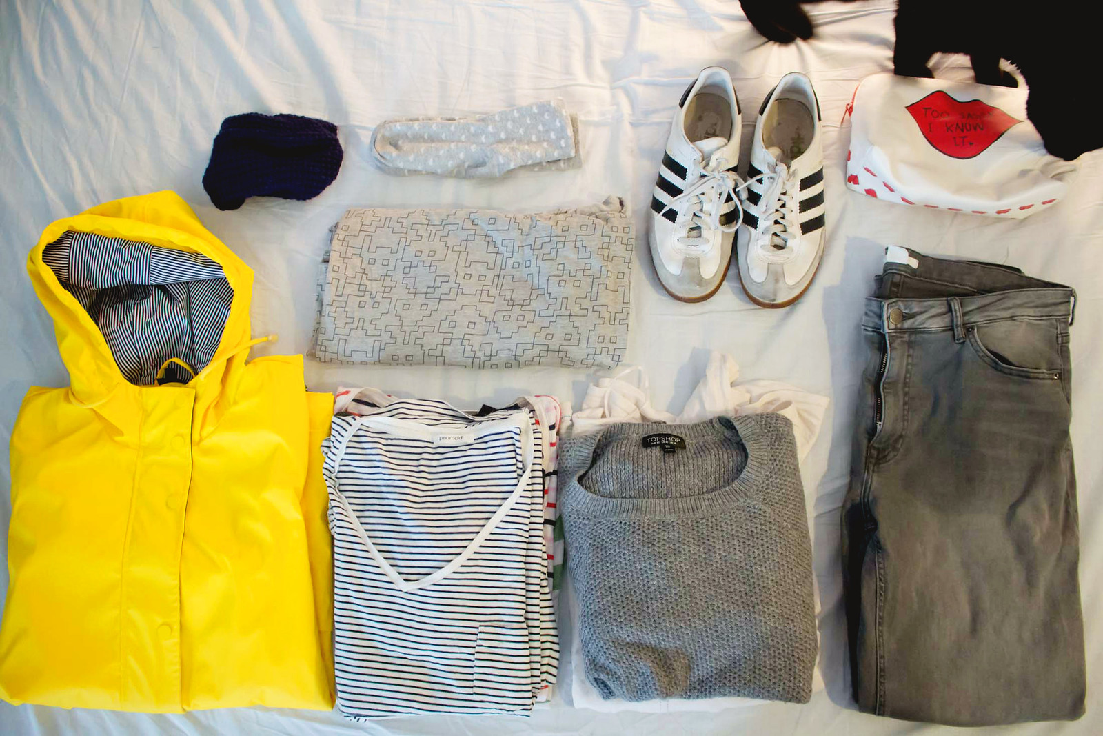 what's in my bag: dublin