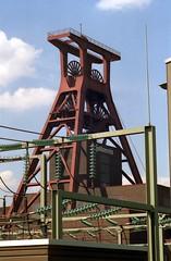 Zeche Zollverein 29.07.1991