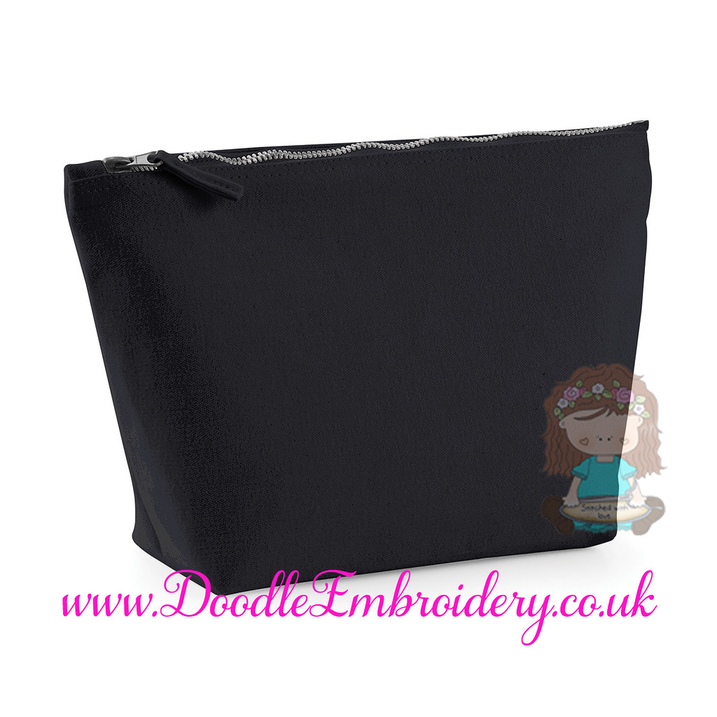 Cosmetic Bag 2 - Black