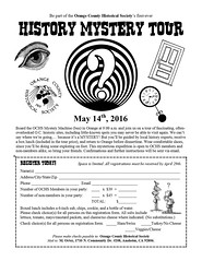 OCHS History Mystery Tour