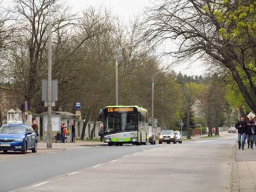 bus urbino autobus solaris olsztyn mpk zdzit