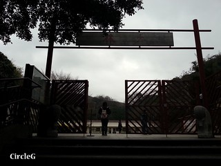 CIRCLEG 大澳 巴士 船 一天遊 香港 東涌站 炭燒雞蛋仔 貓 少林寺 夜景 散步 遊記 (25)
