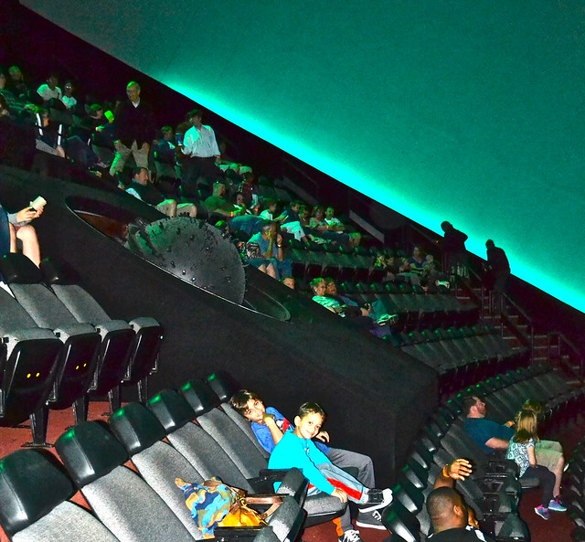 IMAX - Discovery Place Charlotte, North Carolina