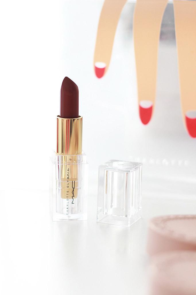 MAC Cosmetics Charlotte Olympia Retro Rouge