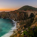Evening at the Bixby Bridge : In Explore April 5th 2016 by Gaurav Agrawal @ San Diego