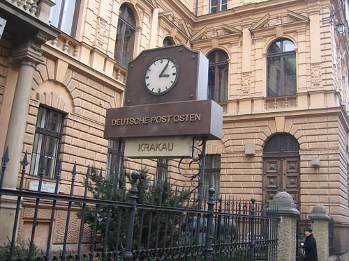 film set in Kraków