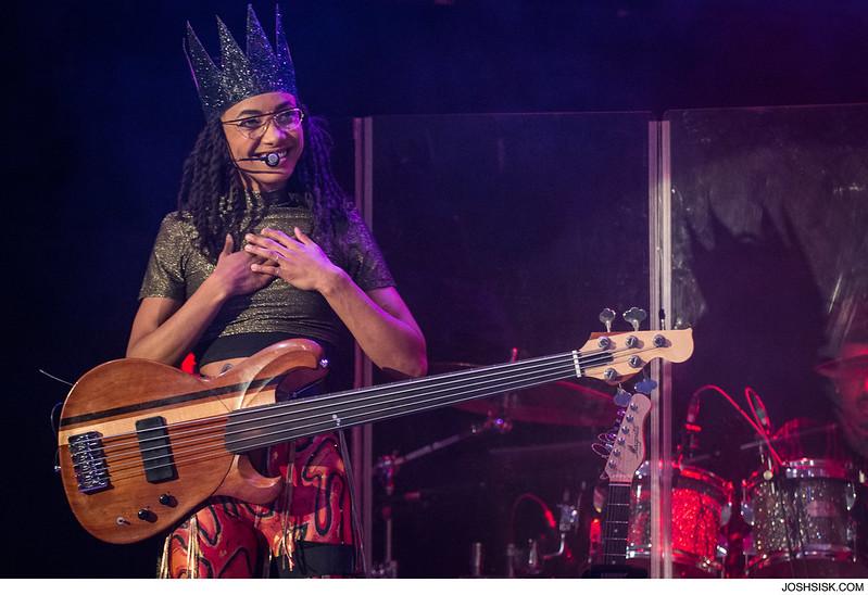 Esperanza Spalding @ 9:30 Club, DC 4/19/2016