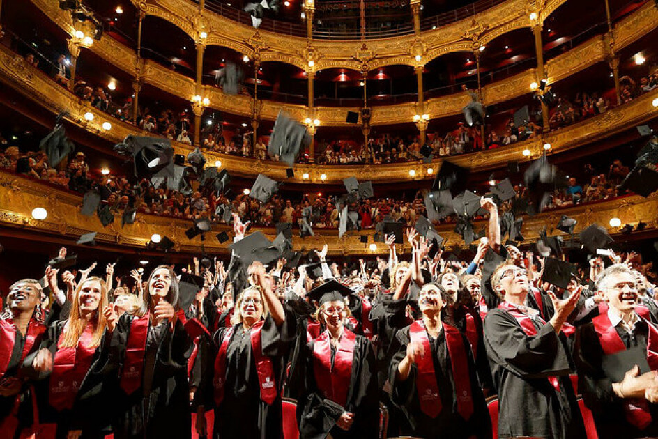 #1 - The end of a scientific, intellectual and human adventure and the start of a new stage in these PhD's lives
