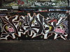 Reoh graffiti, Leake Street