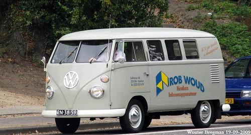 RN-38-59 Volkswagen Transporter kombi 1959
