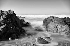 Rocks along Big Sur