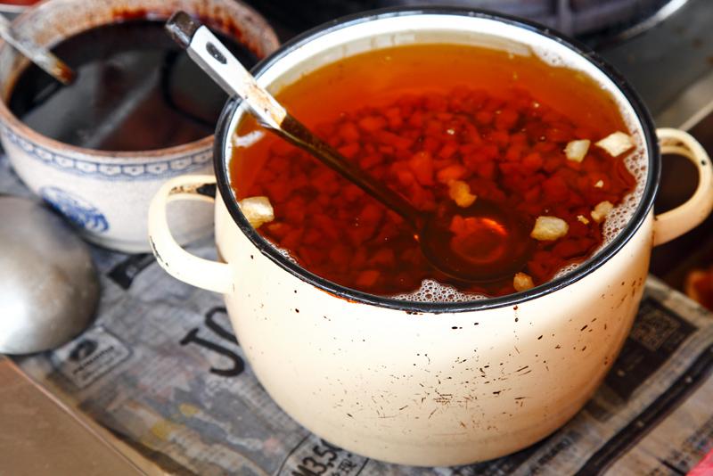 Pot of Pork Lard