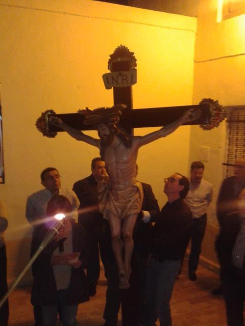 (2014-04-11) - V Vía crucis nocturno - Alberto Montesinos Villaplana (07)