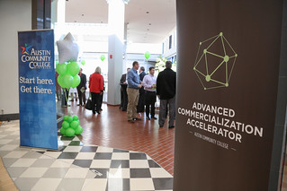 Austin Community College Advanced Commercialization Accelerator