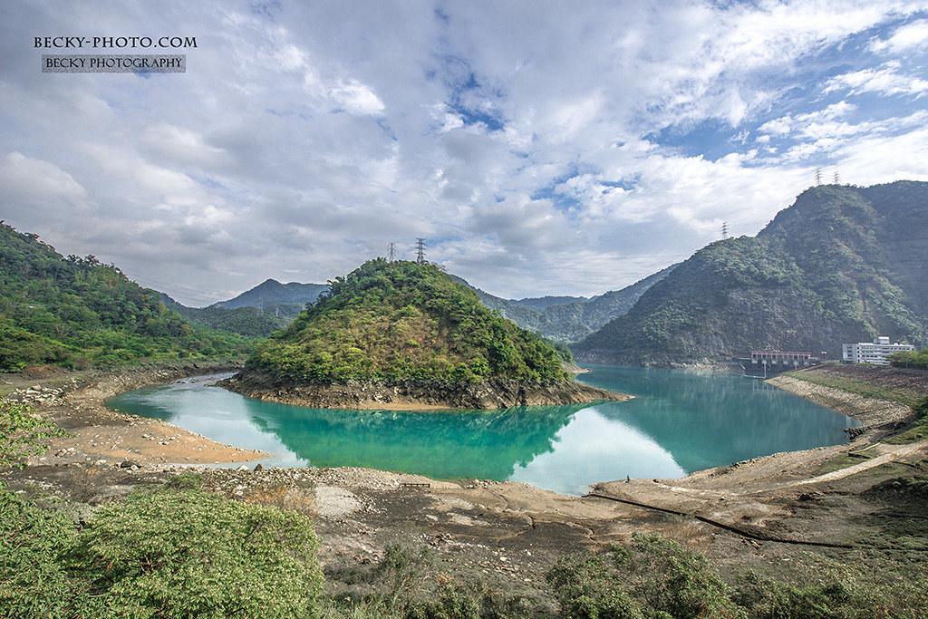 2015.Dec Mingtan Dam @Nantou 南投明潭水庫