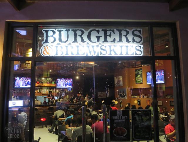 Burgers & Brewskies