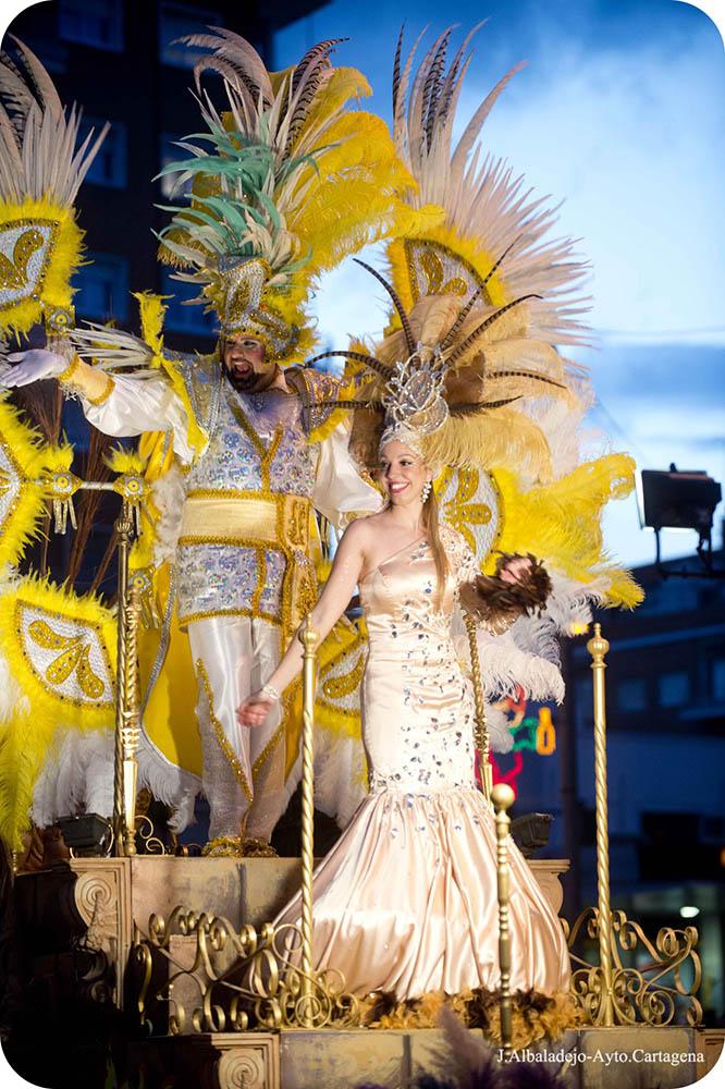 Cartagena bailó a ritmo de Carnaval