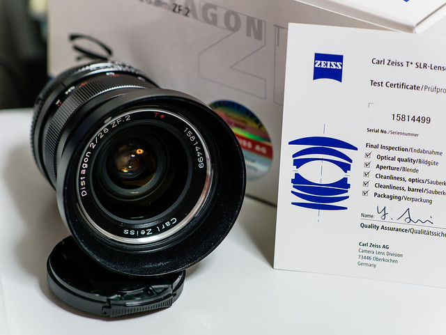 Zeiss Arrival