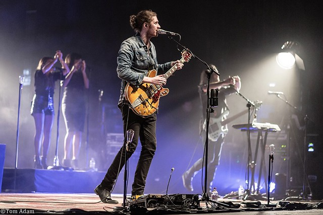 Hozier, Wyvern Lingo at Liverpool Empire Theatre in Liverpool
