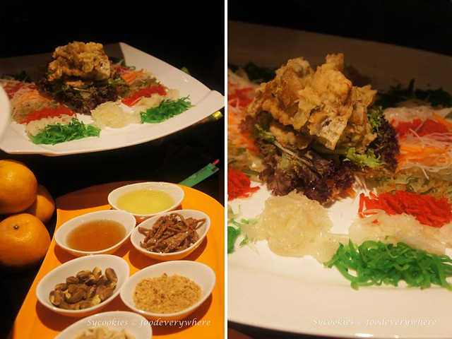 Chinese New Year 2016 @ Armada Hotel (Utara Coffee House), PJ  Review at http://wp.me/p1tyh7-1HV