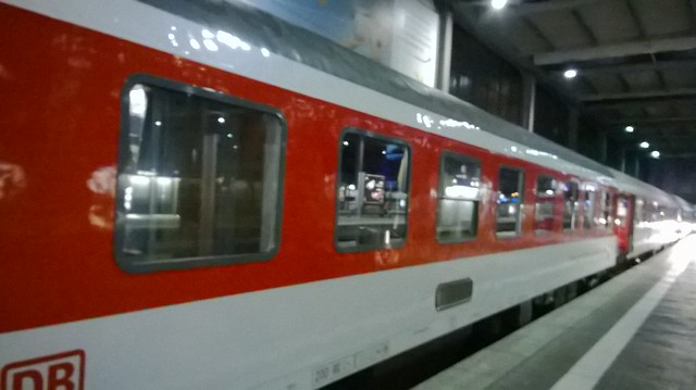intercity night line florence db