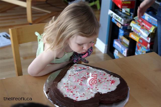 BirthdayBlowingOutCandles