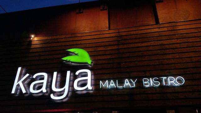 2016-Feb-18 Kaya Malay Bistro