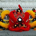 11 - Alfortville Chinagora Nouvel an chinois Lions avant la danse...