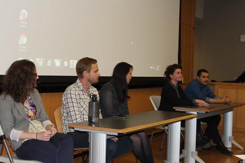 Graduate Student Roundtable, January 2016