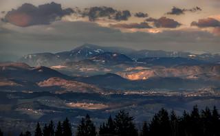 Hills of Western Styria