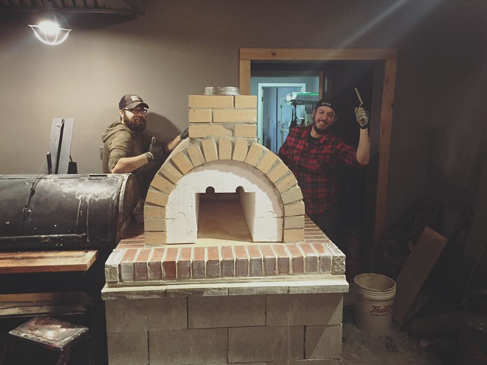 LTHForum com - I built a brick pizza oven    and it's awesome