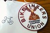 Thanks, Philip, for the Bike Tinkers Union patch. Pseudo bike clubs unite!