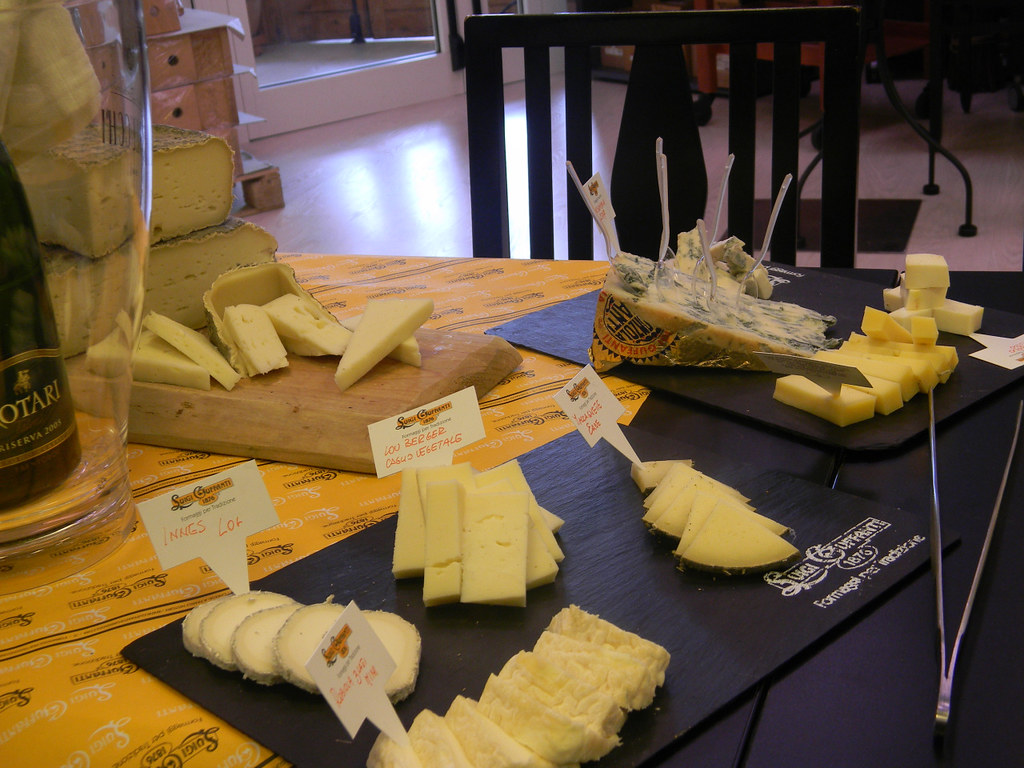 A Trip to a Cheese Cave, Arona, Piedmont, Italy 7