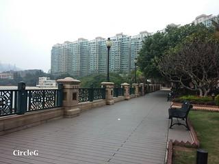CircleG 遊記 馬灣 珀麗灣 一天散步遊 挪亞方舟 葵芳 中環碼頭 (3)