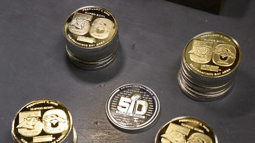 Super Bowl 50 coins