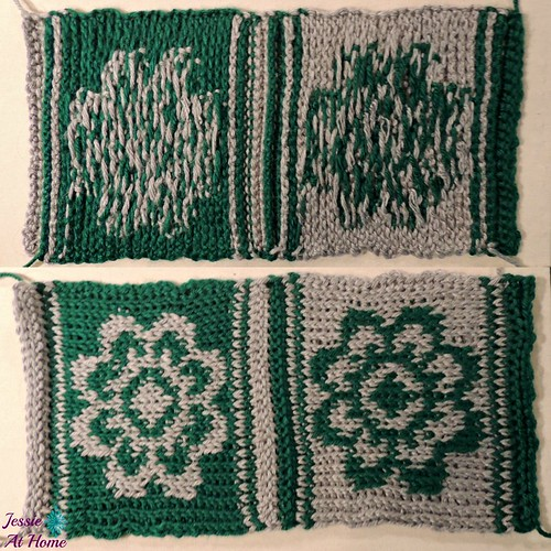 my-first-fair-isle-Tunisian-crochet