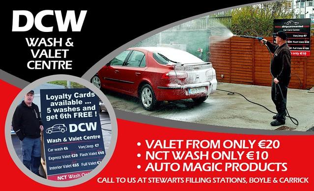 Car Wash & Valet